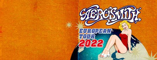 Aerosmith Wiener Stadthalle Do 07.07.2022 Topsitzplätze Tickets online buchen