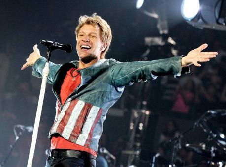 !!AKTION !! Bon Jovi, this house is not for sale Ernst Happelstadion