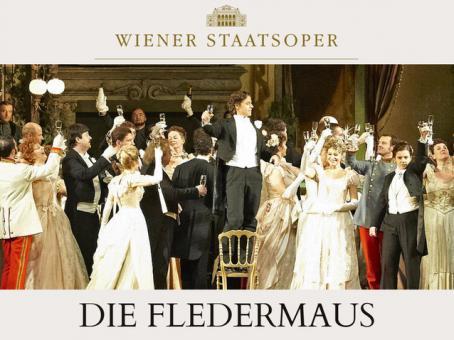 DIE FLEDERMAUS 2019/20  Staatsoper online kaufen