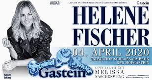 Helene Fischer, Gastein 04.Apr.20 Tickets online buchen
