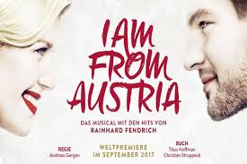 I am from Austria,Raimund Theater, Tickets online kaufen