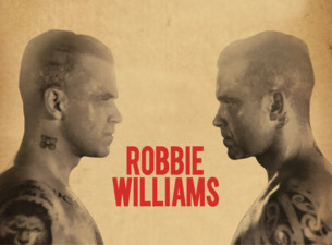 Robbie Williams Wien/Vienna Tickets online kaufen